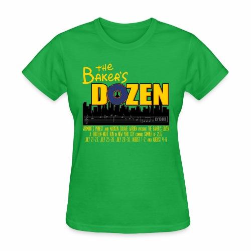 The Baker's D'OHzen 2 (da - Women's T-Shirt