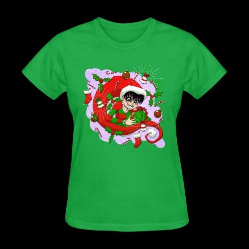 Christmas 2020 VioleNt Streak - Women's T-Shirt