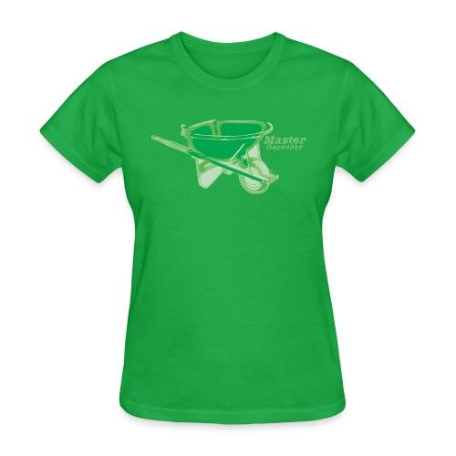 Master Gardner - Women's T-Shirt