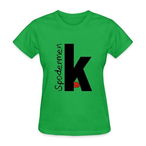 k - Women's T-Shirt