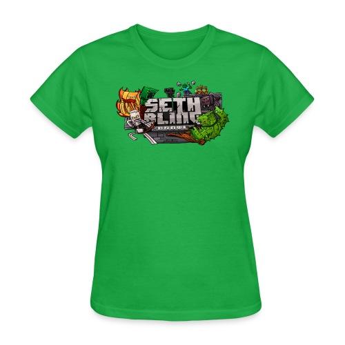 Seth SCB Fixed png - Women's T-Shirt