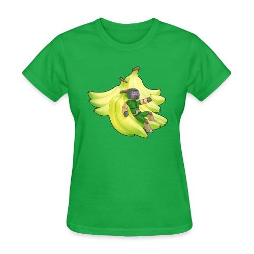 bananas - Women's T-Shirt