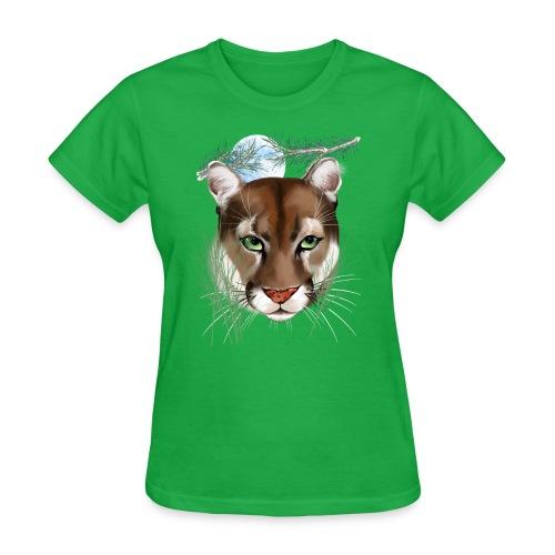 Midnight Puma - Women's T-Shirt