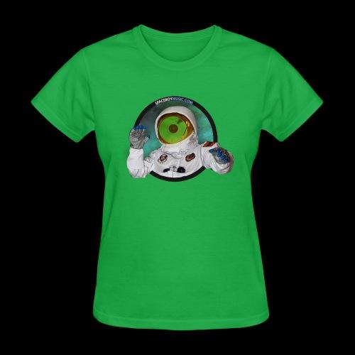 Spaceboy Music Logo - Women's T-Shirt