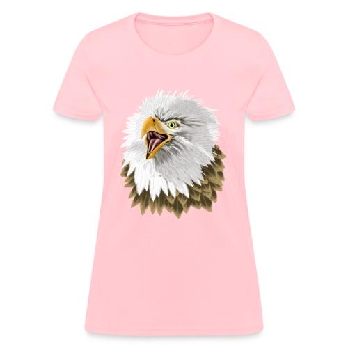Big, Bold Eagle - Women's T-Shirt