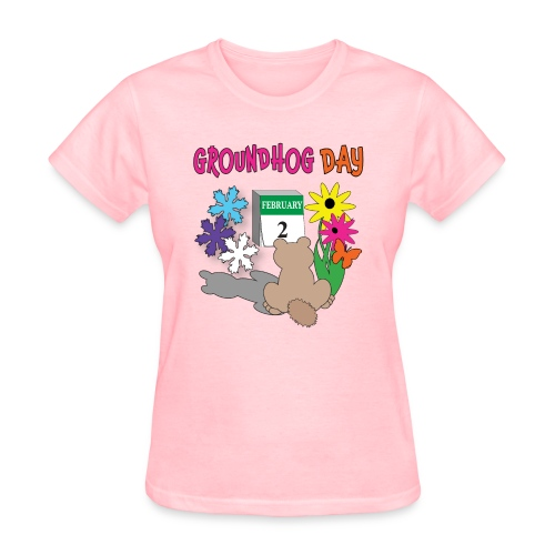 Groundhog Day Dilemma - Women's T-Shirt