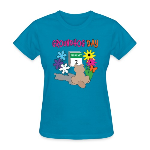 Groundhog Day Dilemma - Women's T-Shirt