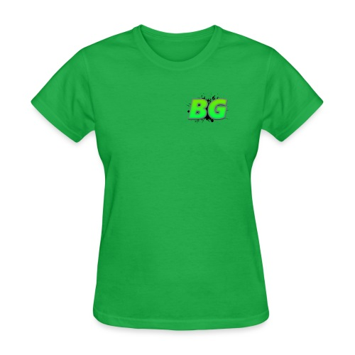 BBGrieve Small Logo (BG) - Women's T-Shirt