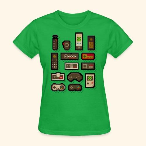 pixelcontrol - Women's T-Shirt