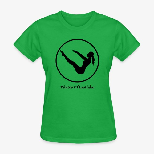 Pilates Of Eastlake Logo - Women's T-Shirt