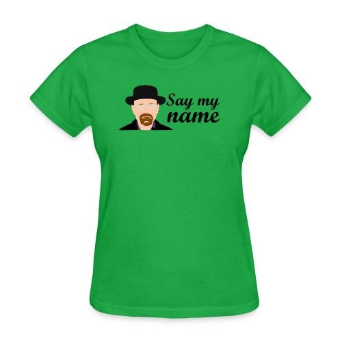 Walter White - Women's T-Shirt