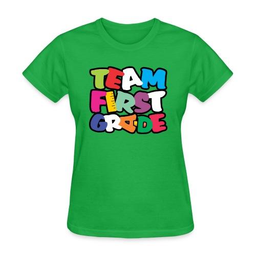 Team First Grade - Women's T-Shirt