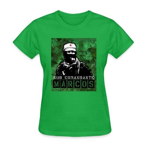subcommandante marcos - Women's T-Shirt