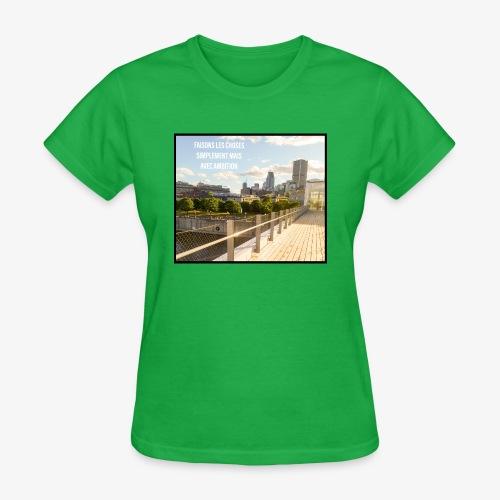 View - Women's T-Shirt