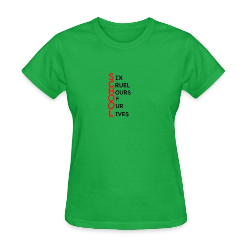 School - Women's T-Shirt