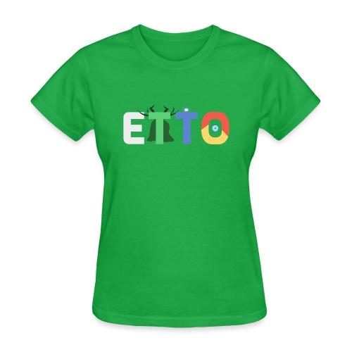Simple, But Effective - Women's T-Shirt