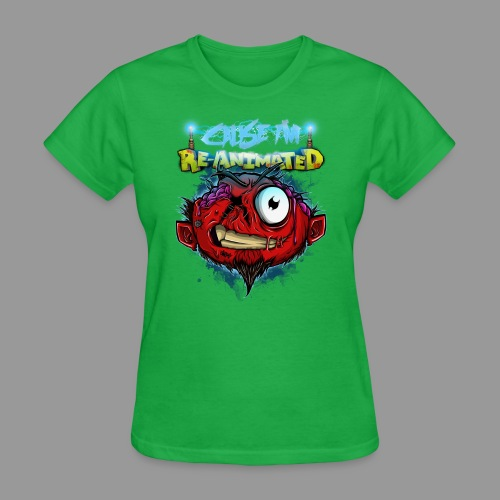 Reanimated Shirt png - Women's T-Shirt