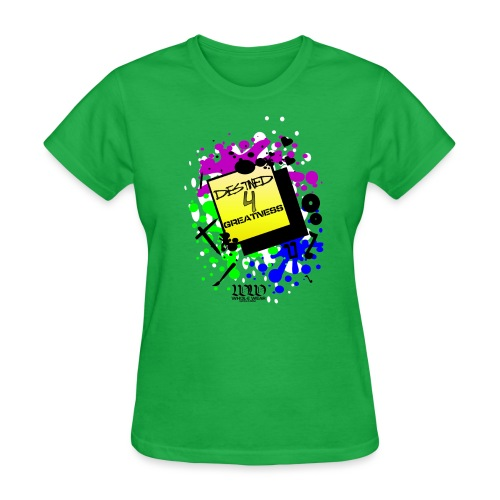 ***12% Rebate - See details!*** DESTINED 4 - Women's T-Shirt