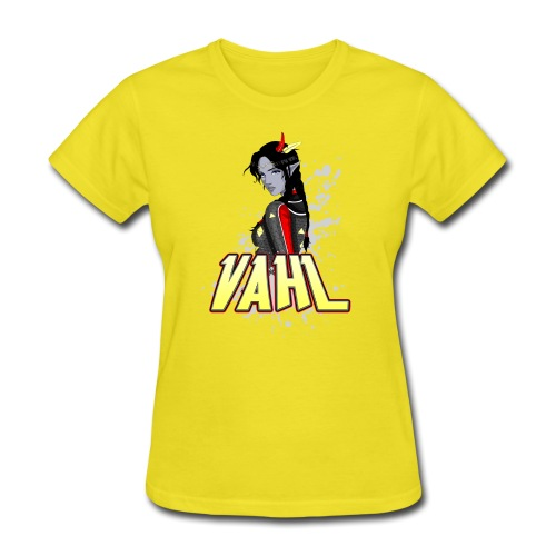 Vahl Cel Shaded - Women's T-Shirt