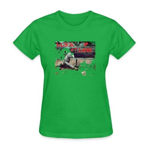 black friday - Women's T-Shirt