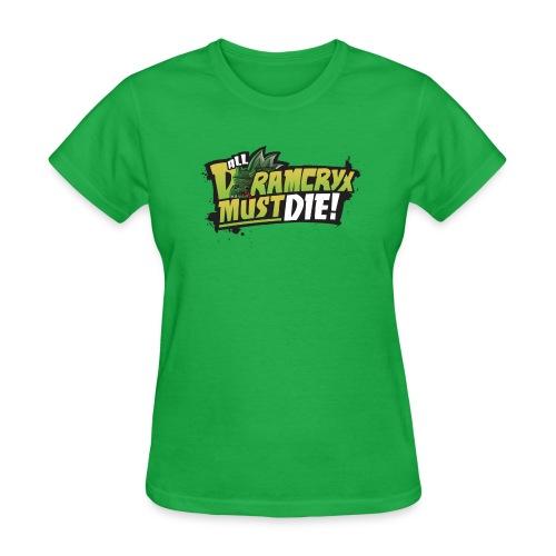 dramcrymustdie tshirts - Women's T-Shirt