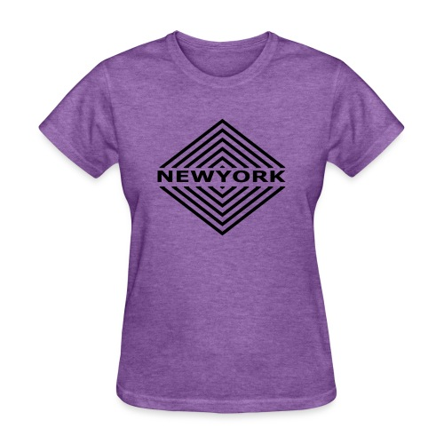 Newyork City by Design - Women's T-Shirt