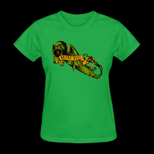 Barnum's Bride - Women's T-Shirt