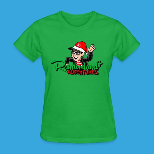 Randomland™ Holiday Adventures! - Women's T-Shirt