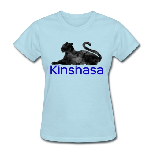 Collection Leopard of Kinshasa - Women's T-Shirt