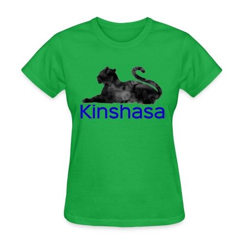 Collection Leopard of Kinshasa - Women's T-Shirt