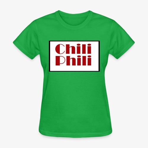 Chili Phili Yt Merch - Women's T-Shirt
