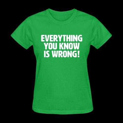 EYKIW - Women's T-Shirt