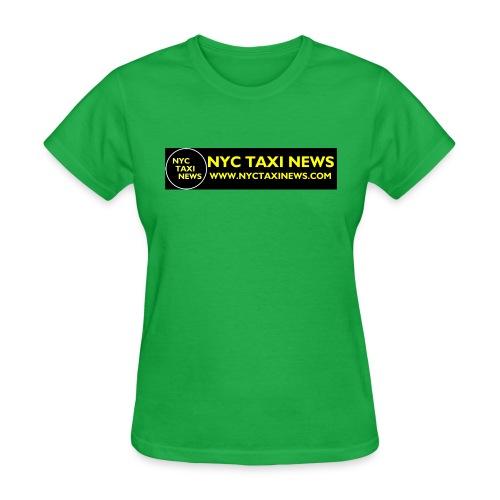 NYC TAXI NEWS - Women's T-Shirt