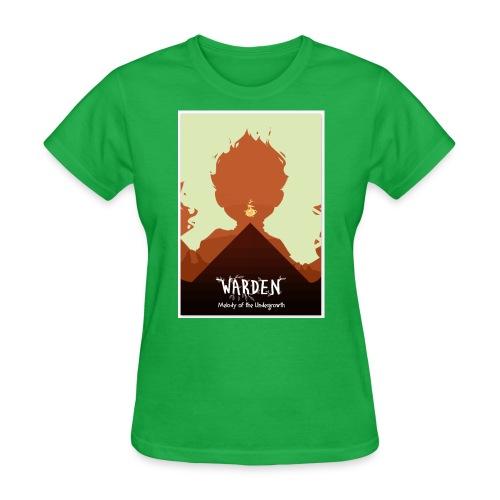 Bitt Theatrical Poster - Women's T-Shirt