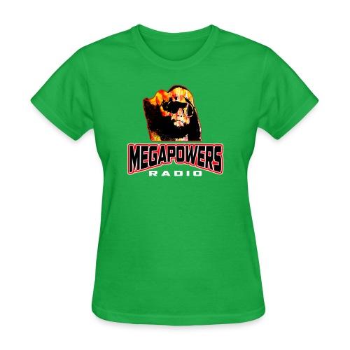 MPR UNDERGROUND T png - Women's T-Shirt