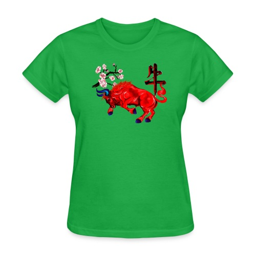 The Red Ox - Women's T-Shirt