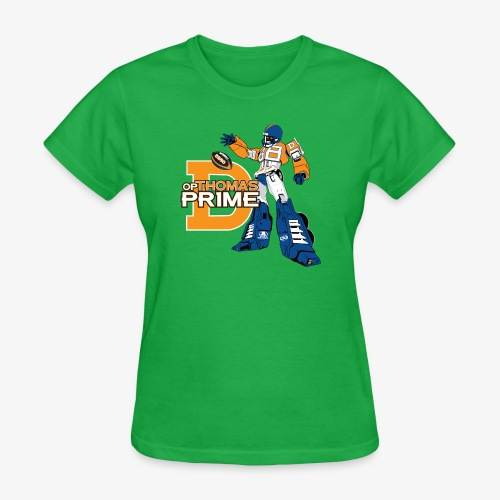 op Thomas Prime - Women's T-Shirt