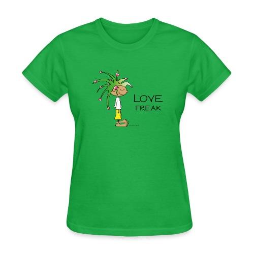 Love Freak - Women's T-Shirt