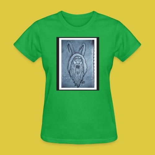 Krampus Claws - Women's T-Shirt