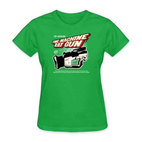 11 dnbo timemachine - Women's T-Shirt