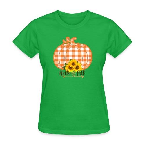 Hello Fall! - Women's T-Shirt