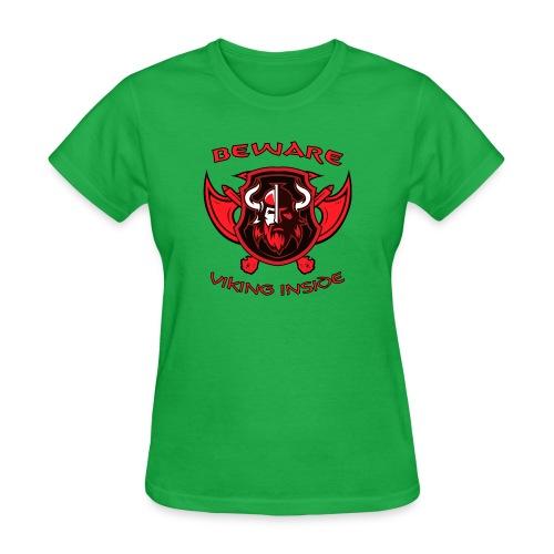 Viking Inside - Women's T-Shirt