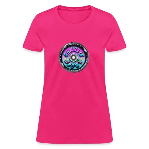 Charlie Brown Logo - Women's T-Shirt