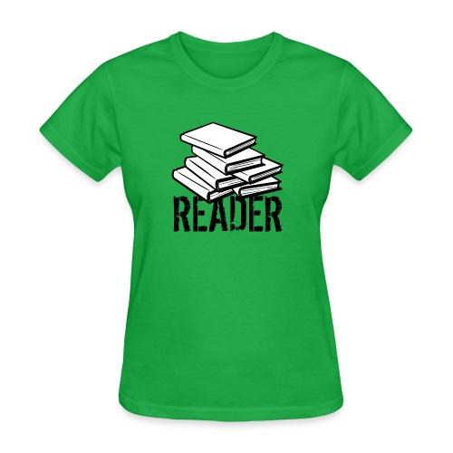 reader - Women's T-Shirt