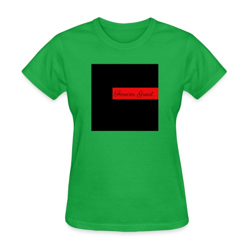 Forever Great productions - Women's T-Shirt