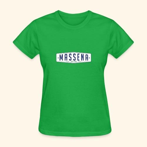Massena Plate - Women's T-Shirt