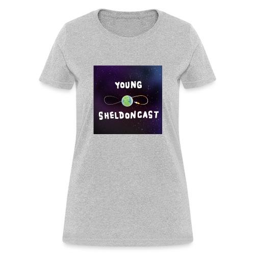 Young Sheldoncast - Women's T-Shirt