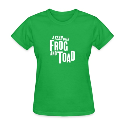 Frog and Toad - Women's T-Shirt