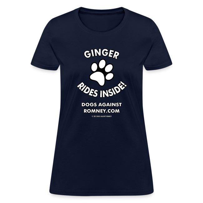 ginger w m