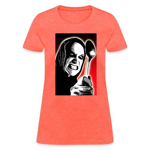 angry ginosaji - Women's T-Shirt